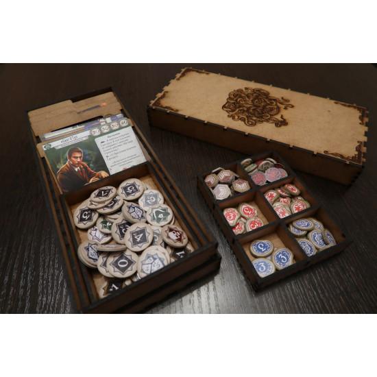 Универсальная картотека для карточных игр