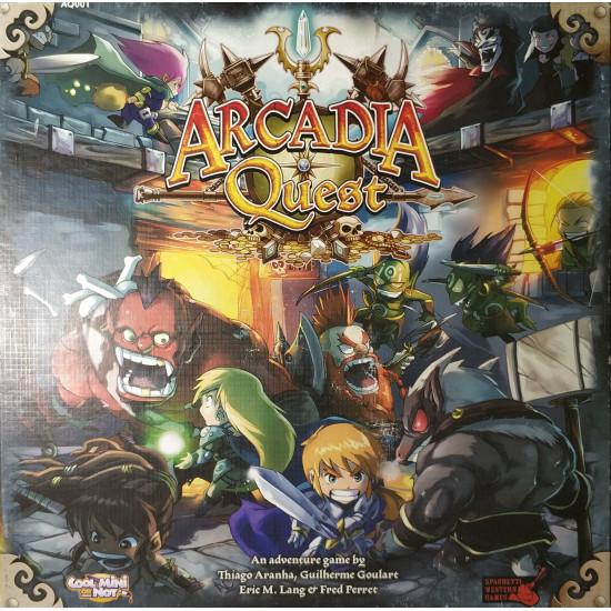 """Орг  для  """"Arcadia Quest"""""""