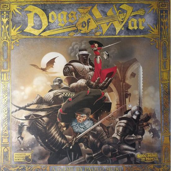 "Орг  для  ""Dogs of War"""