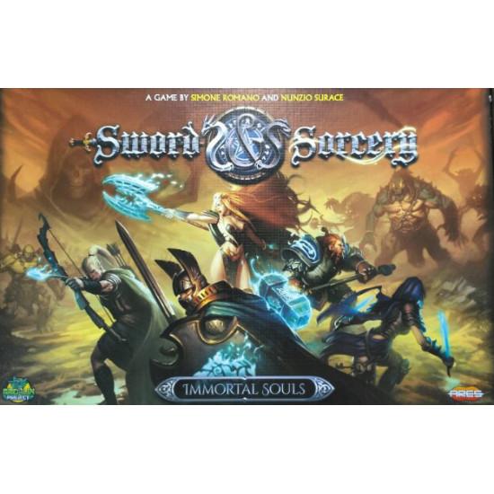 """Орг  для  """"Sword & Sorcery"""" (Клинок и колдовство)"""