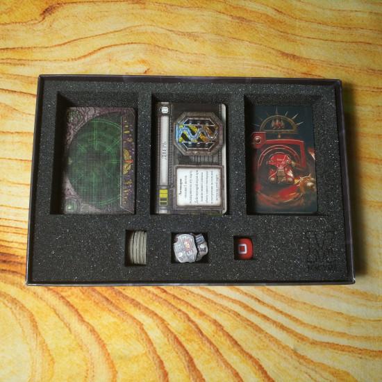 "Орг  для  ""Space Hulk"" (Ангел смерти) карточная игра"