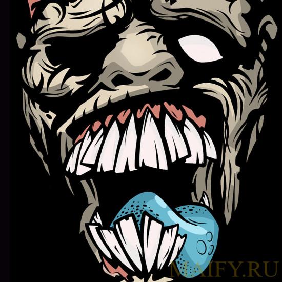 """Bag """"zombie"""""""