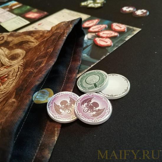 Arkham horror 3 ed - Alternative myth tokens