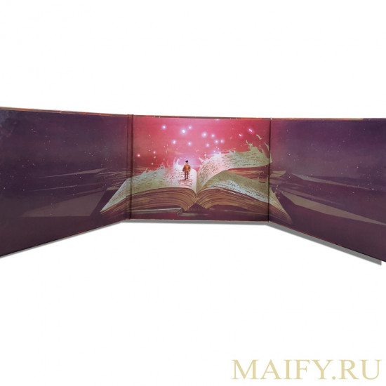 Large magnetic screen LUX