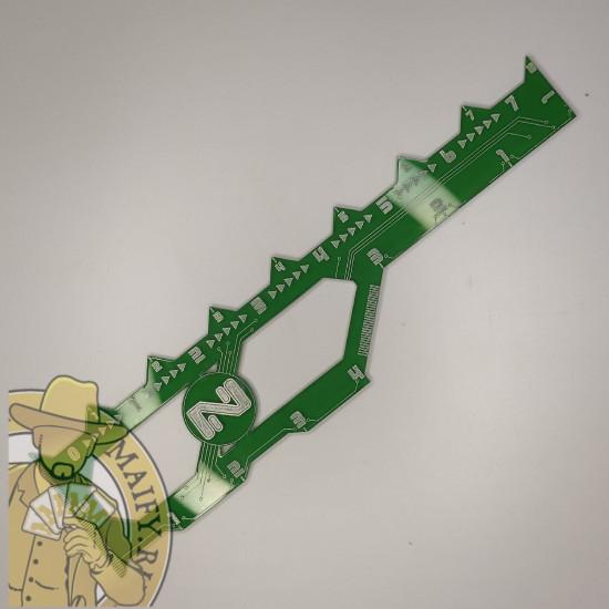 Линейка зеленая (Infinity the game)
