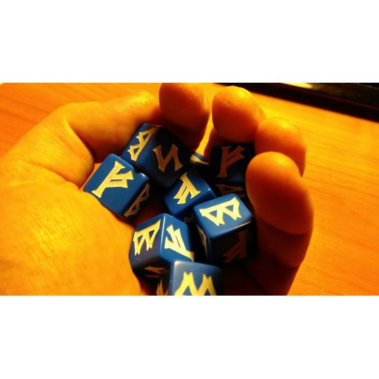 Dice Saga D6 16 мм