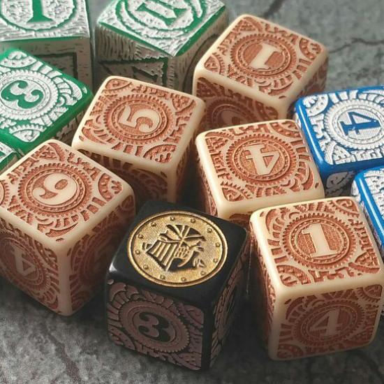 Раскрасьте мне кубы! Ибо мне лень :)
